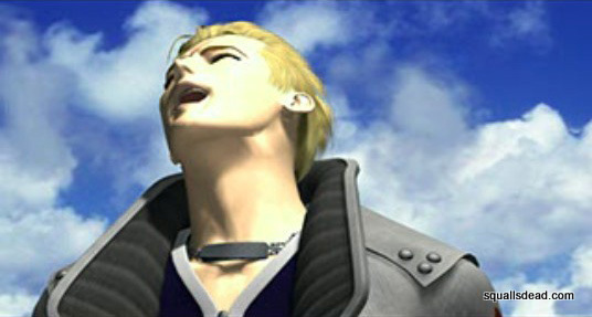 Squall's Dead - a theory of what really happens in Final